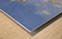 Canale della Guerra, Venice Wood print