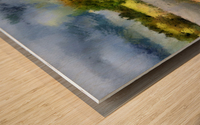 RIPLEY CASTLE 2 Wood print