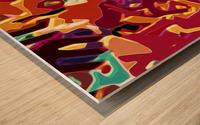 sandy Wood print