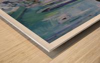sola siddi[sixteen steps] Wood print
