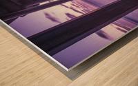 Infinite Loop Wood print