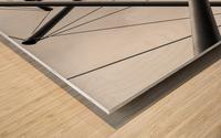 Lines Wood print