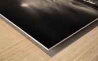 Strange Place To Be Wood print