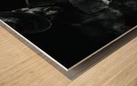 d-nul fierar (Mr. Smith) Wood print