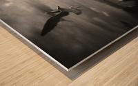 Soul Call Wood print