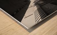 passenger Wood print