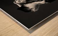 Sensuality Wood print