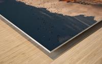 Placid Wood print