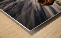Chosen Place Wood print