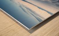 An ocean of time Wood print