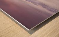 Sibillini National Park - Sunrise Wood print