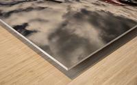 Framed Memories Wood print
