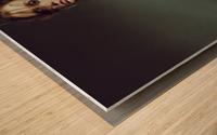 Iva I Wood print