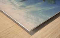 Giannis D wreck. Wood print