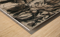 Muse 1 Wood print