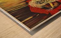 See Bali Wood print