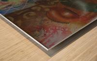 Alchemi Wood print