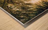 The Athenaeum Wood print