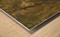A Catskill Brook Wood print