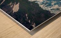 Alaska Wood print