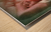 Date Wood print