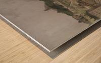 Le pont Tilsitt Wood print