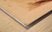 Le covenant Wood print