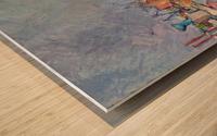 G112 SANTIER NAVAL 50X60 ULEI PE CARTON 4000 Wood print