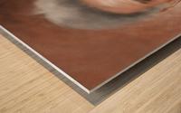 Jonessium V1 - the legend Wood print