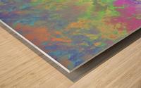 Colour Splash G211 Wood print