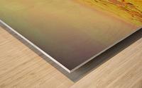 widemountians Wood print
