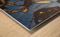 Art24k limited edition Wood print