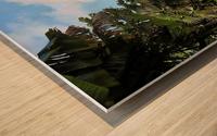 Nevis GR2 Wood print