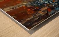 aspen dreams Wood print