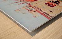 memory of Venice Wood print