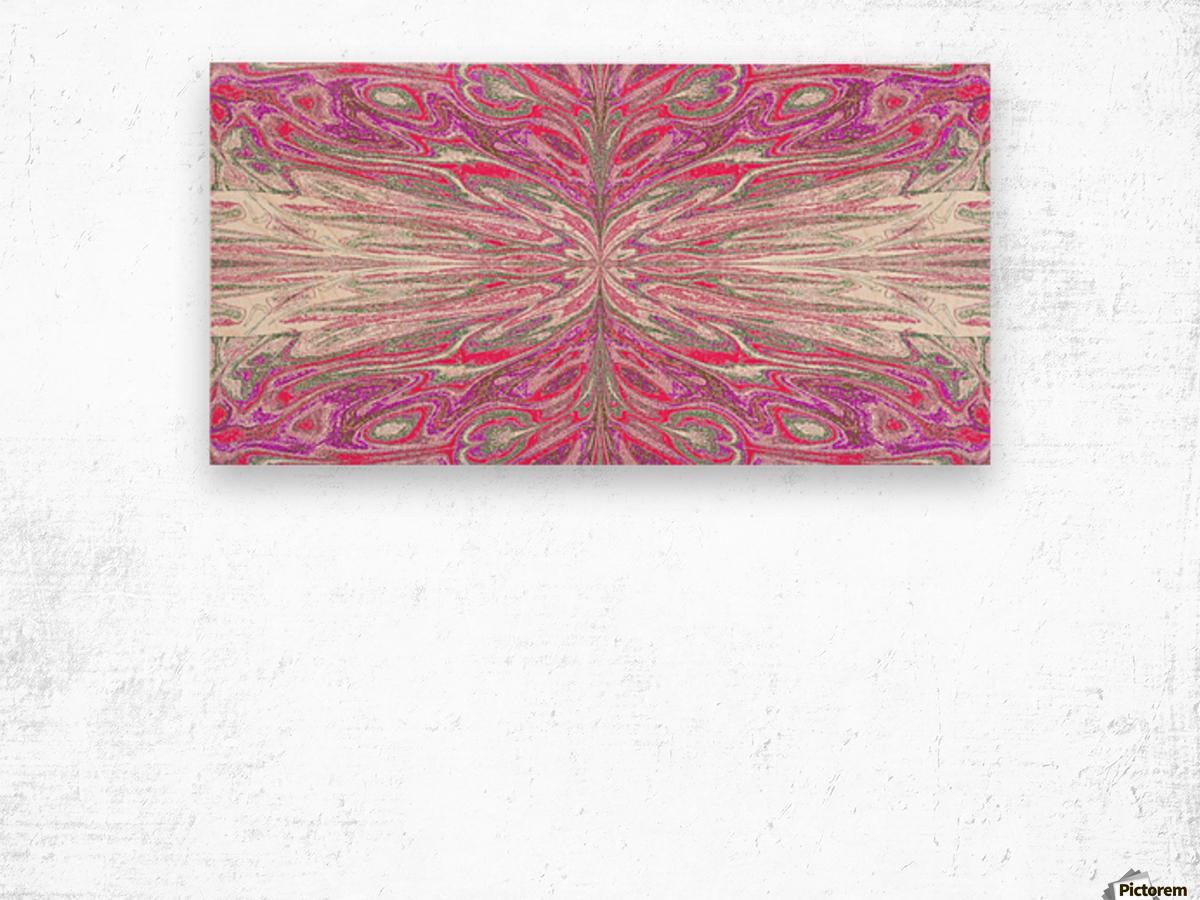 Queen of the Butterflies 57 Wood print