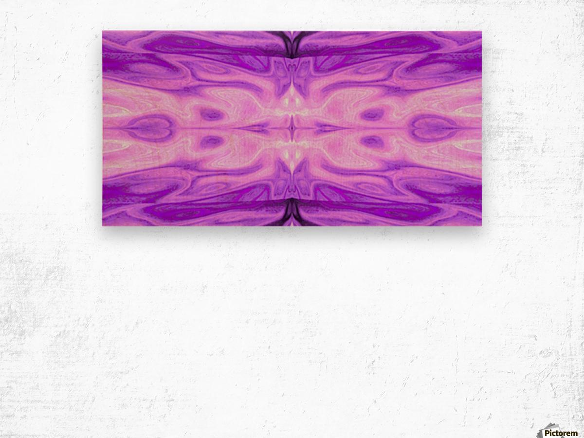 Queen of the Butterflies 105 Wood print