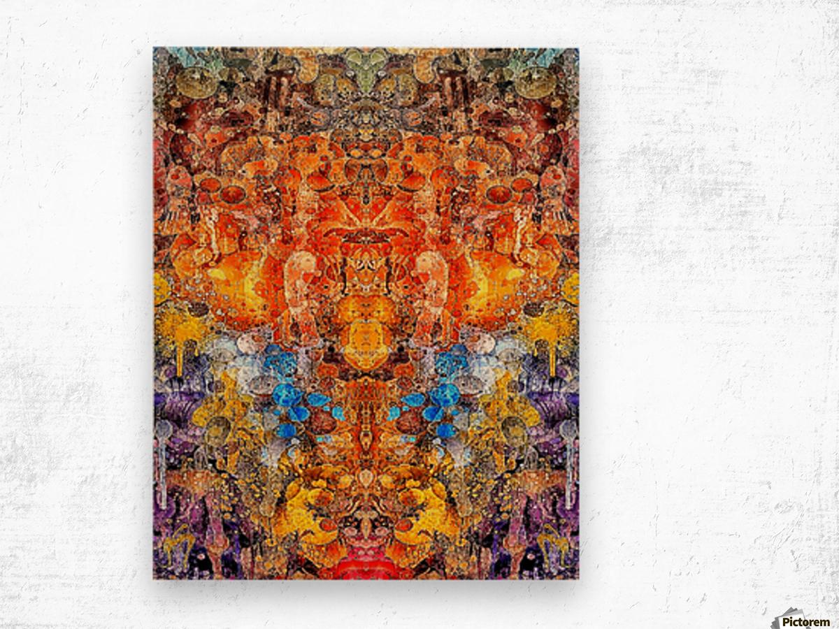 yorenge Wood print