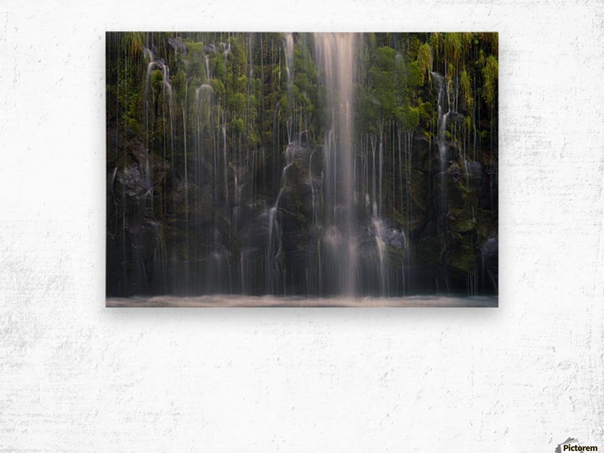 Magical retreat Impression sur bois