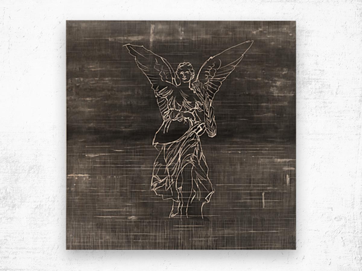 Venus Impression sur bois