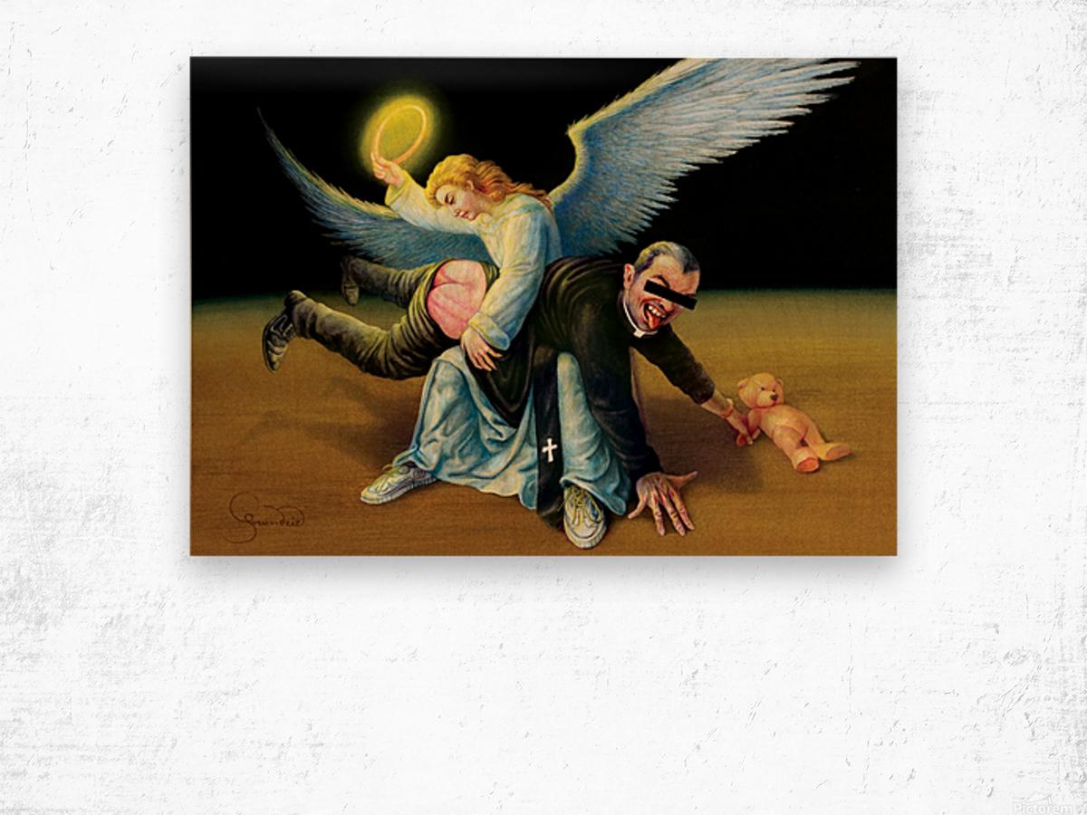 22 Krzysztof Grzondziel Wood print