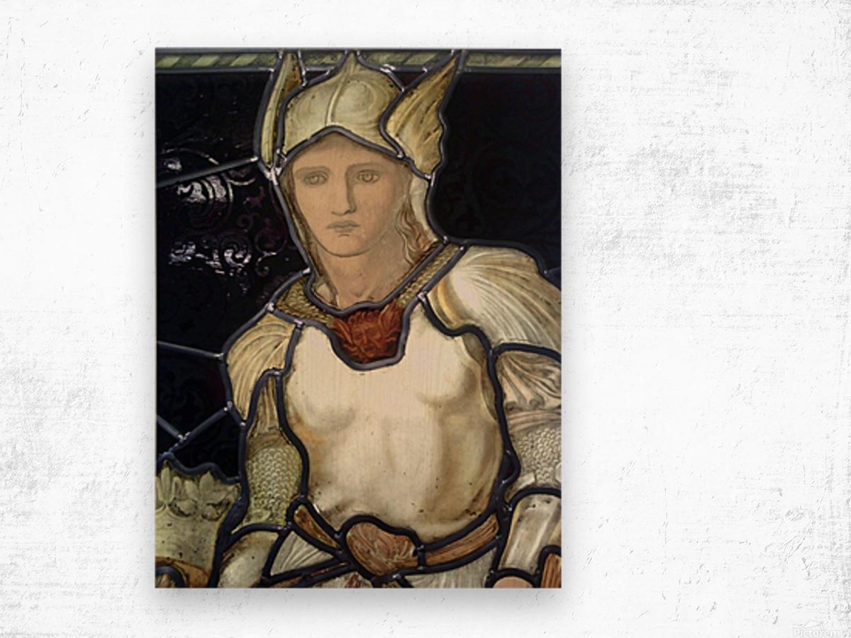 Edward Burne-Jones 3 Wood print