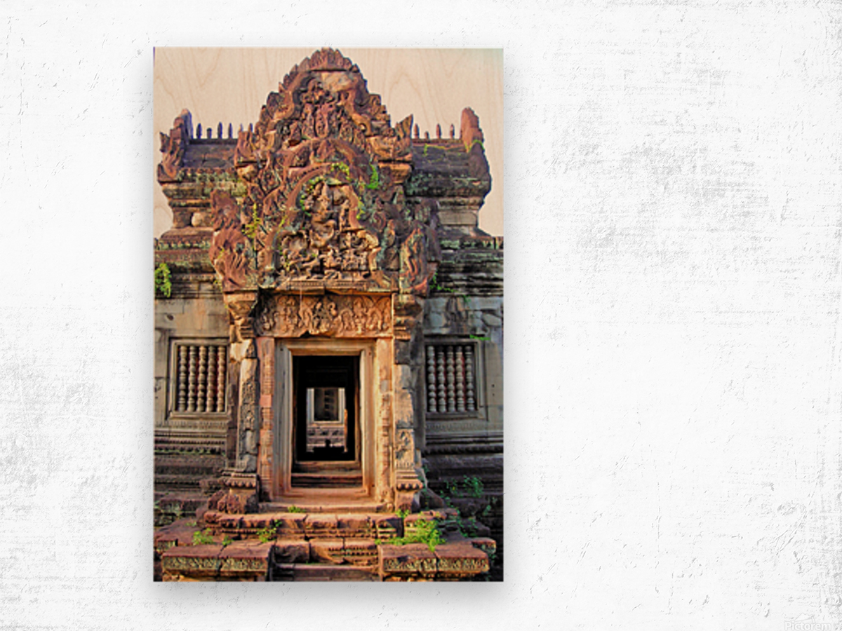 Cambodia28 Wood print