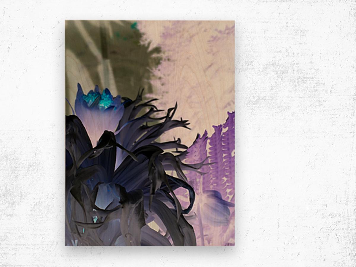 Goddess Collection Wood print