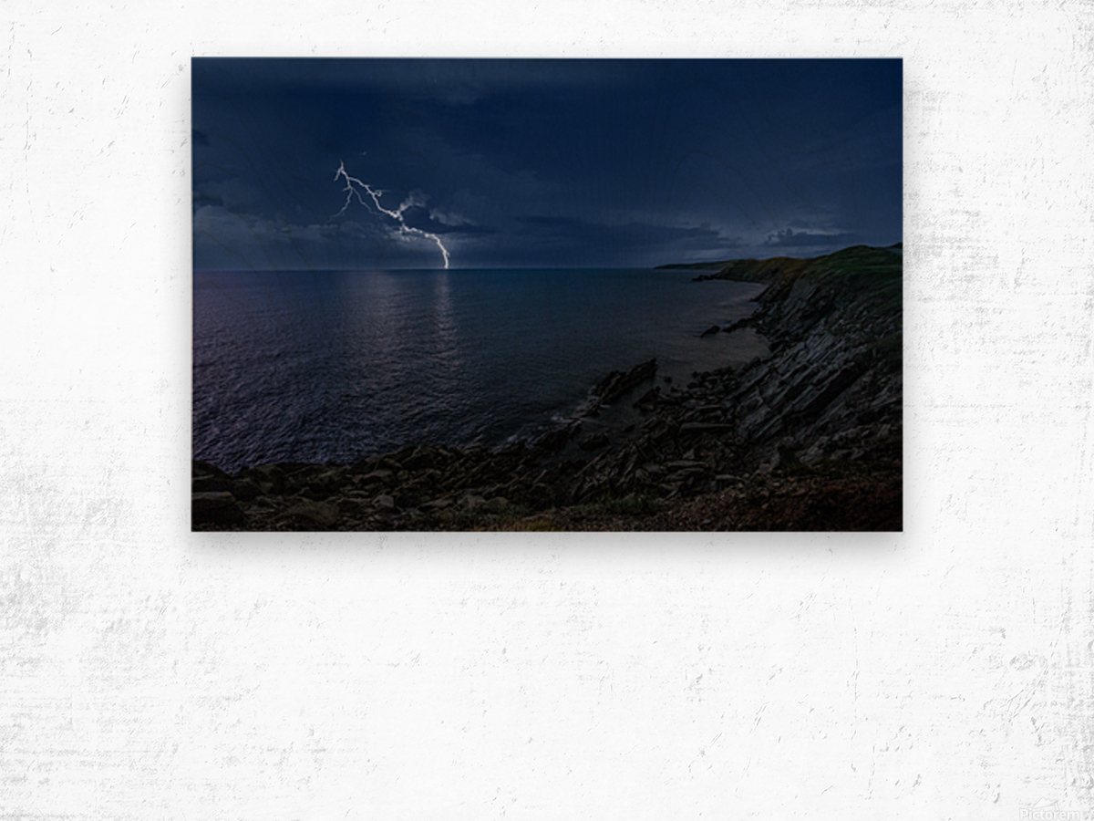 Stormynight Wood print
