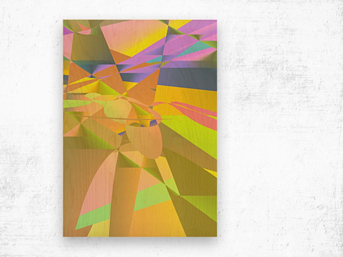 odyssey 049a519 Wood print