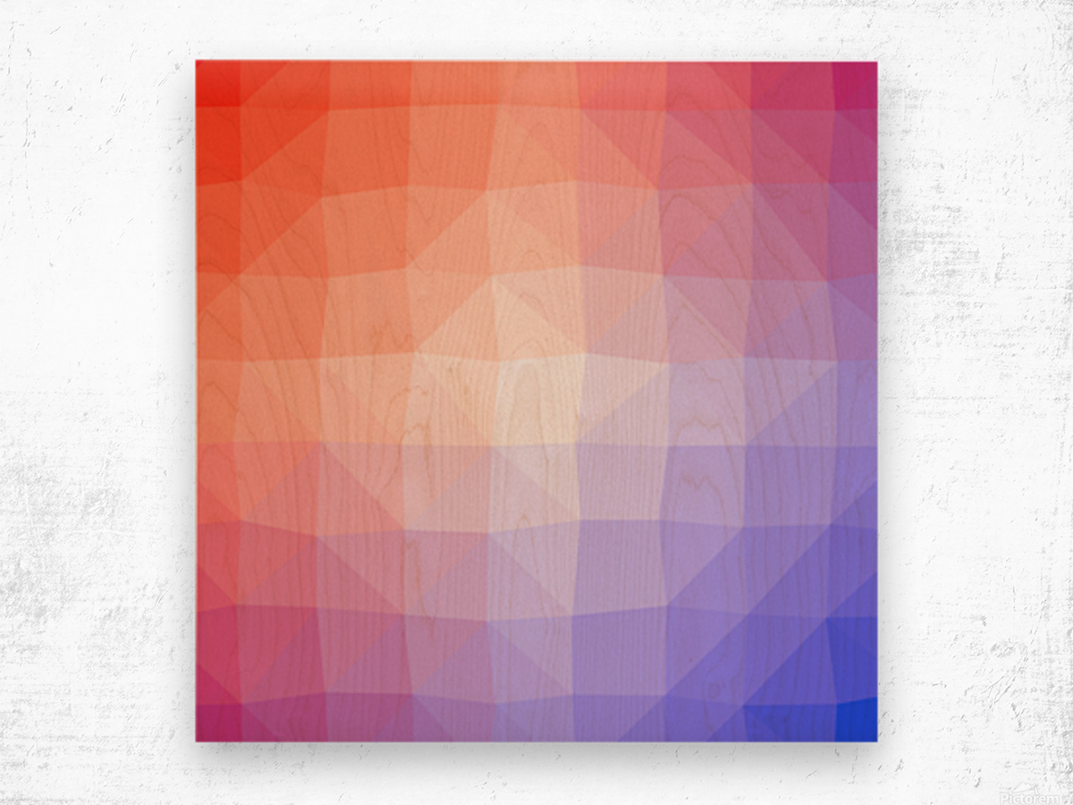 Abstract art patterns low poly polygon 3D backgrounds, textures, and vectors Wood print