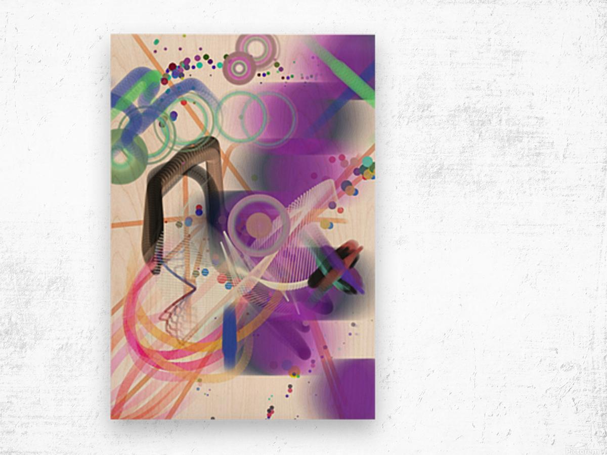 New Popular Beautiful Patterns Cool Design Best Abstract Art (9)_1557269366.5 Wood print