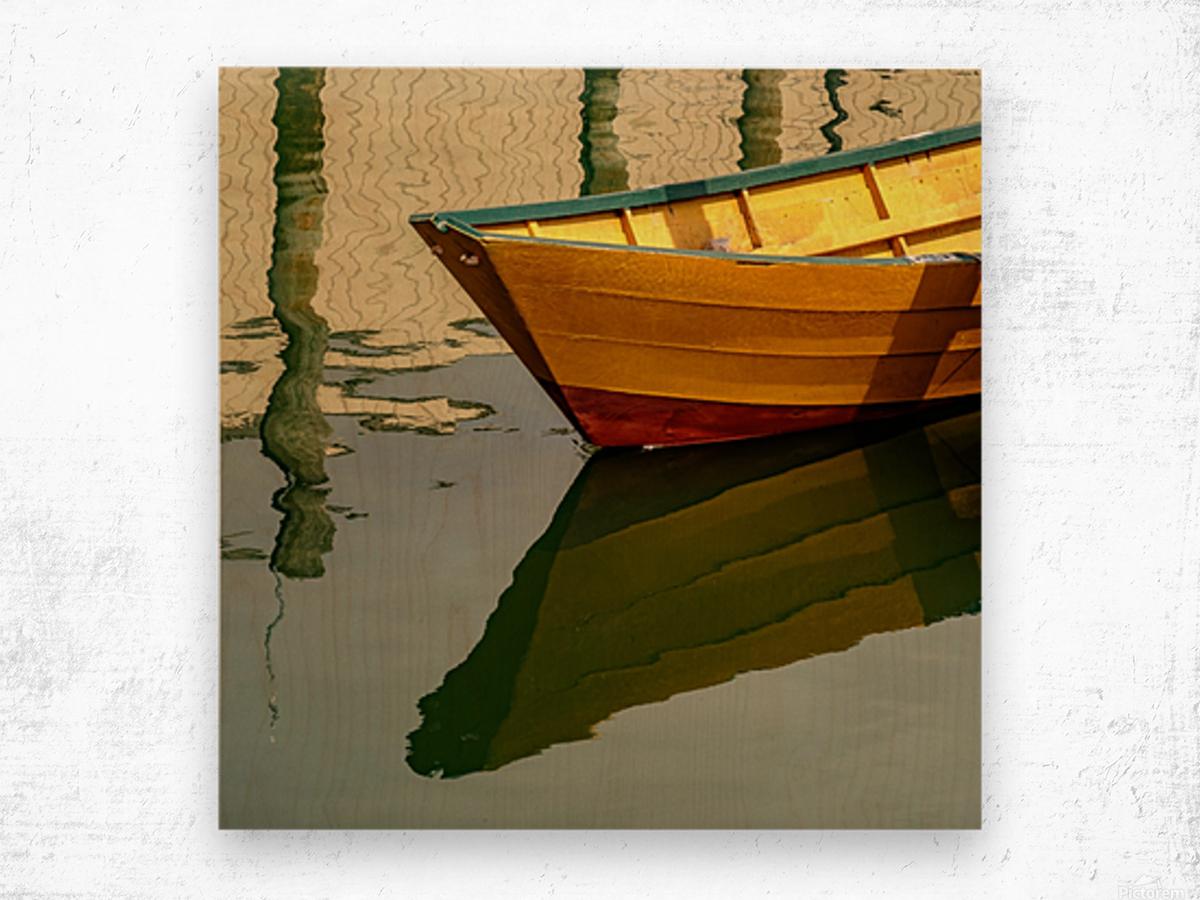 Goldie Wood print