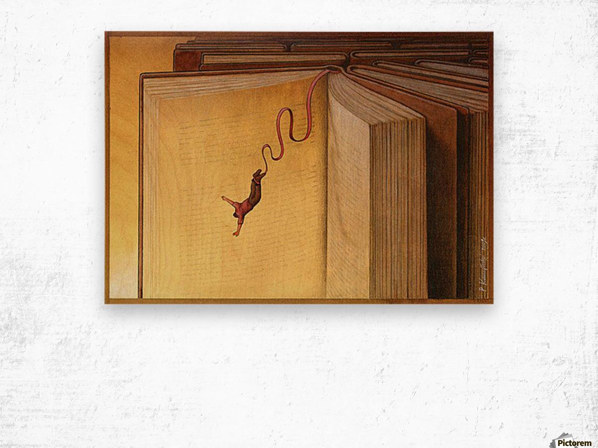 PawelKuczynski41 Wood print